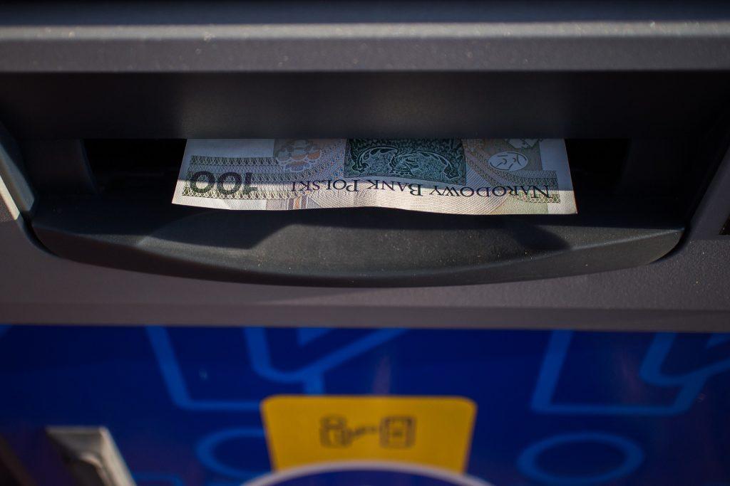 bankomat euronet nie wypłacił pieniędzy a pobrał z konta