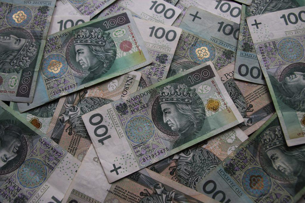 250 zł za założenie konta bankowego