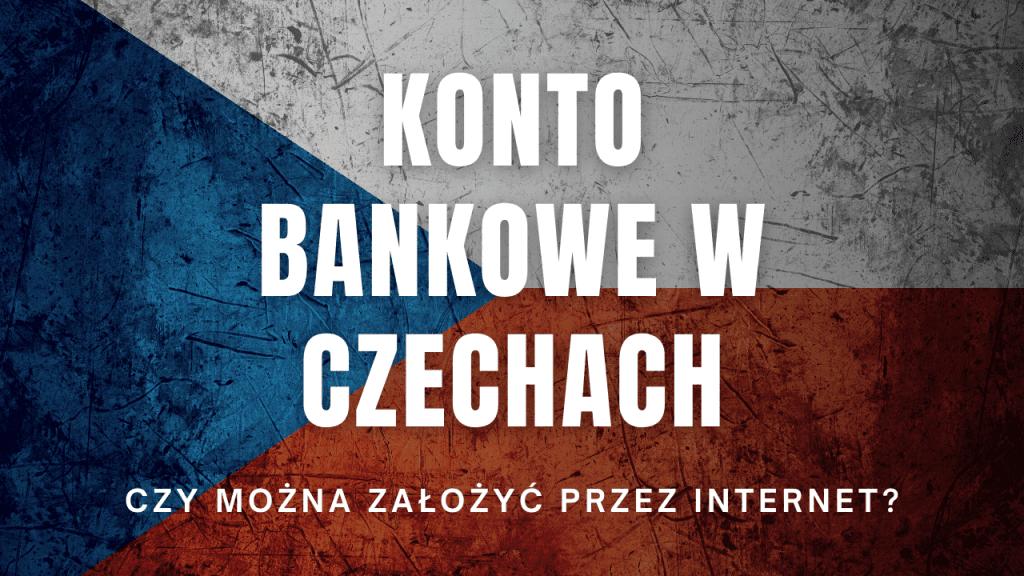 czeskie konto bankowe