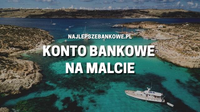 konto bankowe na Malcie
