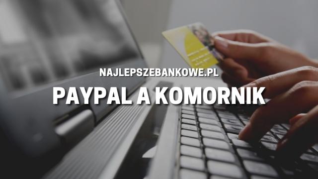 Paypal a komornik